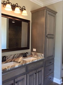 Dutton Master Bath Vanity